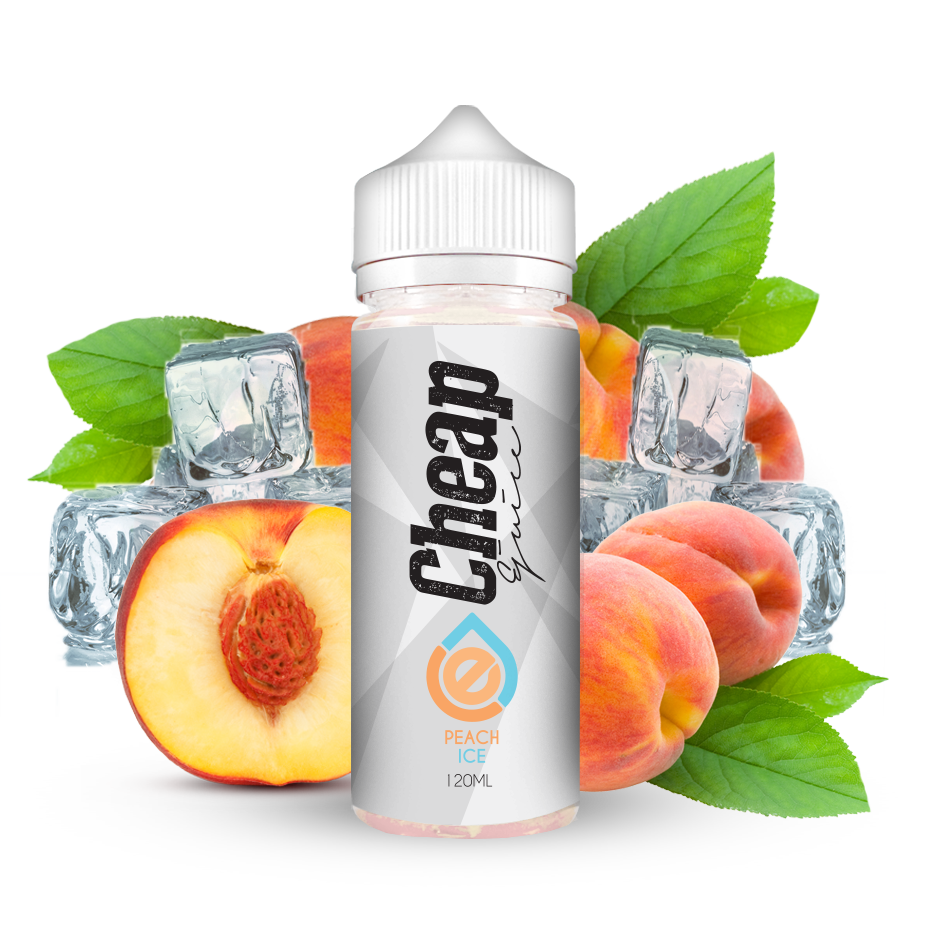 Vape Review of CHEAP E-JUICE PEACH ICED EJUICE