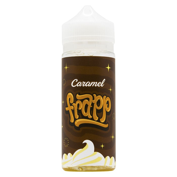 Vape Review of Caramel Frapp E-Liquid