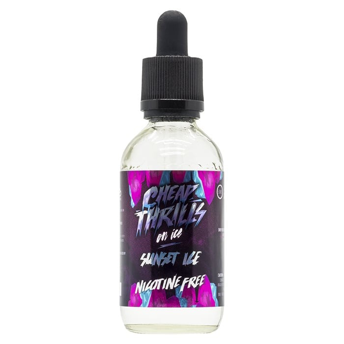 Vape Review of Cheap Thrills Juice Co. - Sunset Ice E-Liquid