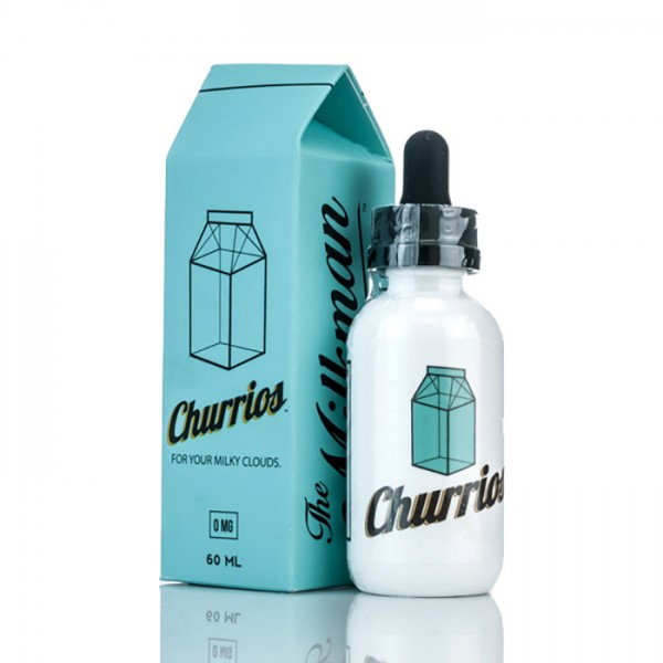 Vape Review of Churrios by The Milkman E-liquid (60mL)