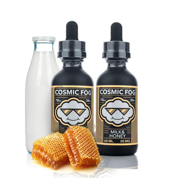 Vape Review of Cosmic Fog Milk & Honey (120 ML)
