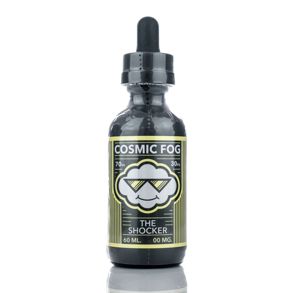 Vape Review of Cosmic Fog Shocker 70VG E-Liquid
