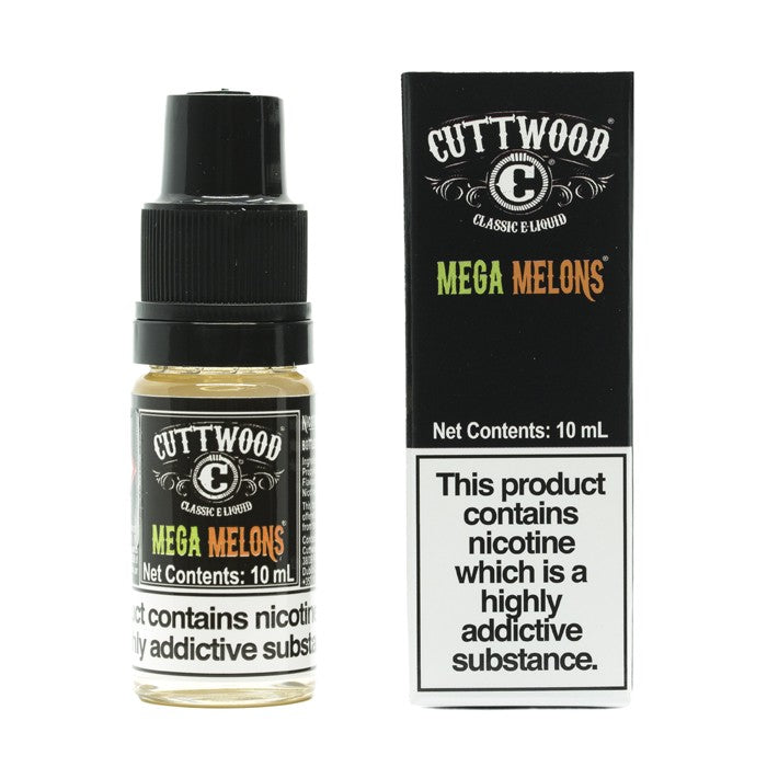 Vape Review of Cuttwood - Mega Melons E-Liquid