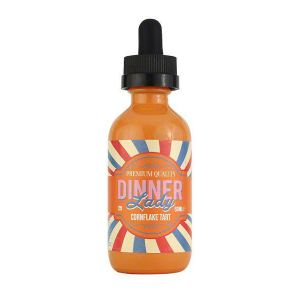 Vape Review of DINNER LADY CORN FLAKE TART