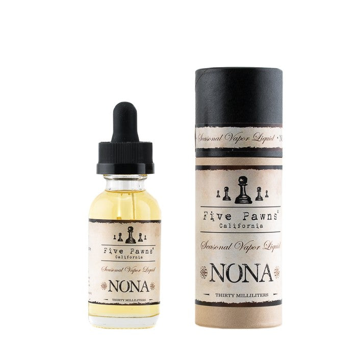 Vape Review of Five Pawns Nona E-Liquid