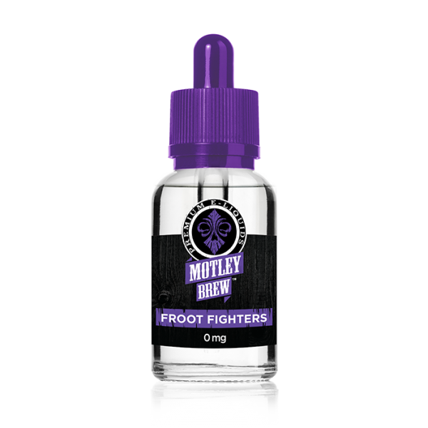 Vape Review of Froot Fighters (30ML)