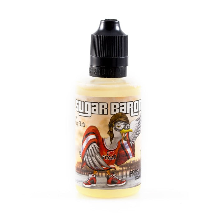 Vape Review of Fuu - Sugar Baron E-Liquid