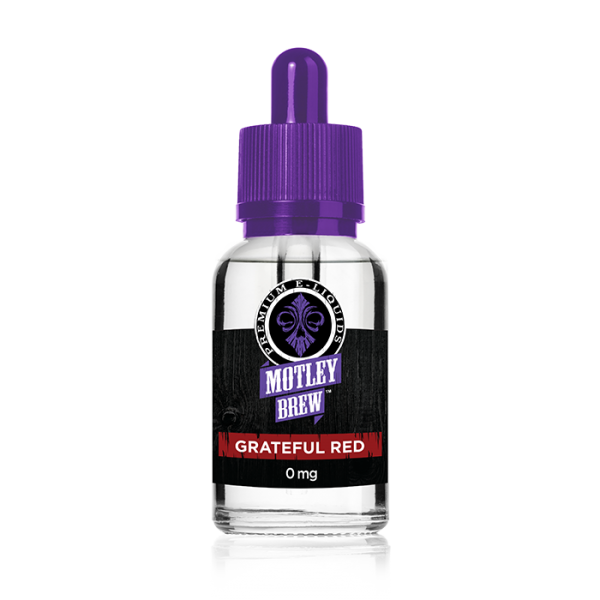 Vape Review of Grateful Red (30ML)