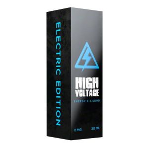 Vape Review of HIGH VOLTAGE BLUE ENERGY