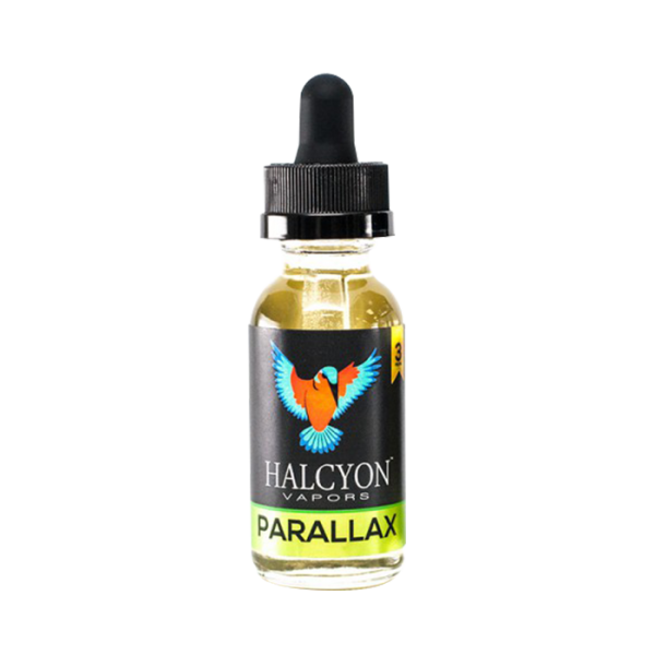 Vape Review of Halcyon Parallax E-Liquid (30ML)