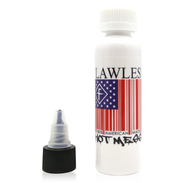 Vape Review of Hot Mess E-liquid by Flawless (60ML)