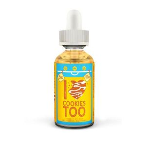 Vape Review of I LOVE COOKIES TOO