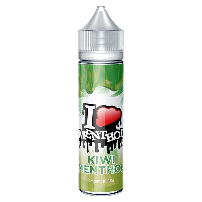 Vape Review of I Like Menthol - Kiwi Menthol 50ml E-Liquid