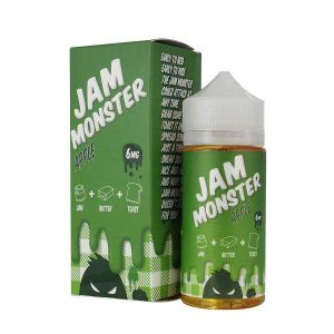 Vape Review of JAM MONSTER APPLE