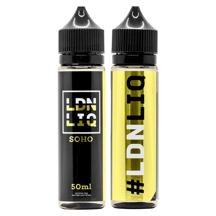 Vape Review of LDN LIQ - Soho 50ml