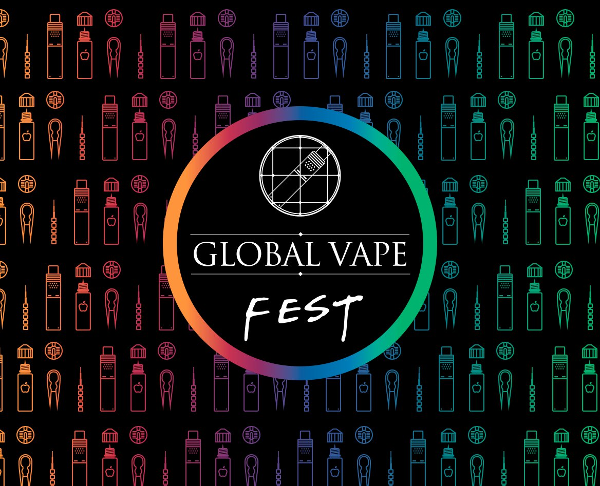Book Your Place at the Biggest Vape Exhibition in Russia - Global Vape Fest, Moscow
