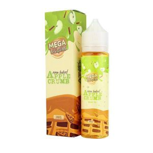 Vape Review of MEGA APPLE CRUMB