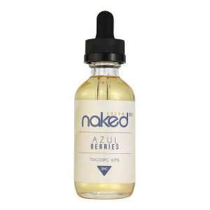 Vape Review of NAKED 100 AZUL BERRIES