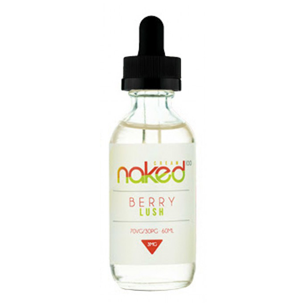 Vape Review of NAKED 100 BERRY LUSH EJUICE
