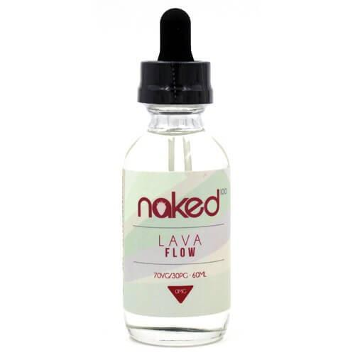 Vape Review of NAKED 100 LAVA FLOW EJUICE