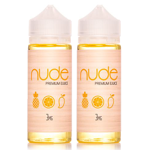 Vape Review of NUDE P.O.M. BUNDLE