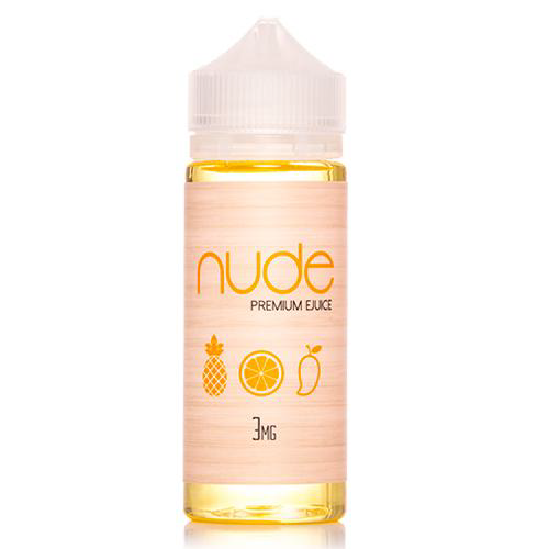 Vape Review of NUDE P.O.M. EJUICE