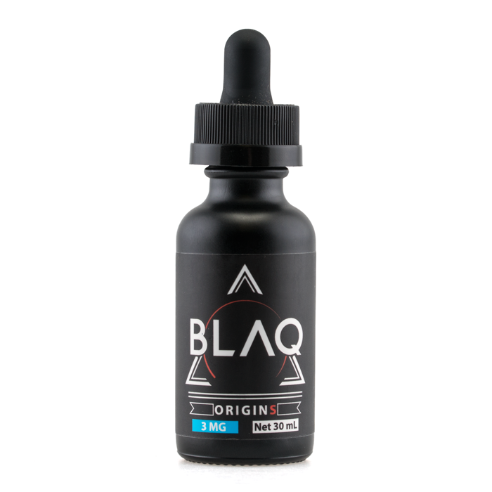 Vape Review of Origins E-Liquid by Blaq Vapor