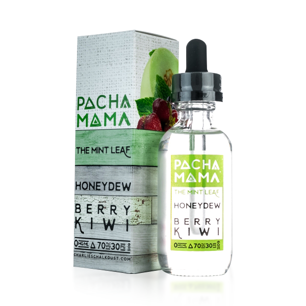 Vape Review of Pachamama The Mint Leaf E-liquid (60mL)