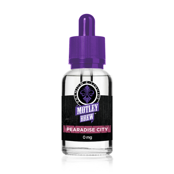 Vape Review of Pearadise City (30ML)