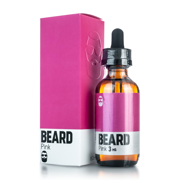 Vape Review of Pink by Beard Vape Co E-liquid (60mL)