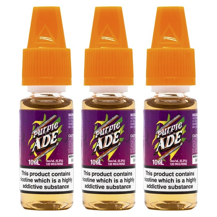 Vape Review of Purple ADE E-Juice