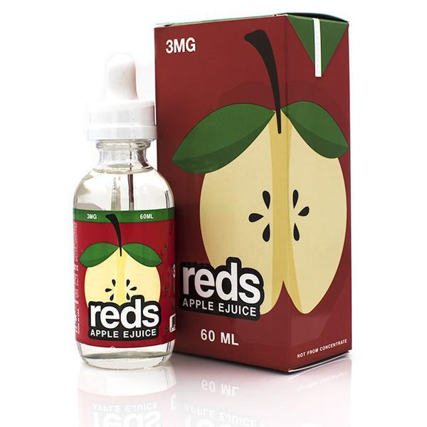 Vape Review of REDS E-JUICE APPLE EJUICE