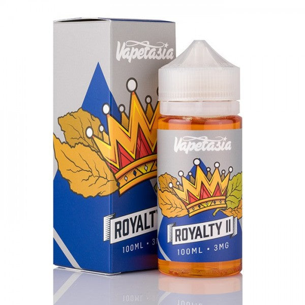 Vape Review of Royalty II E-Liquid by Vapetasia (100mL)