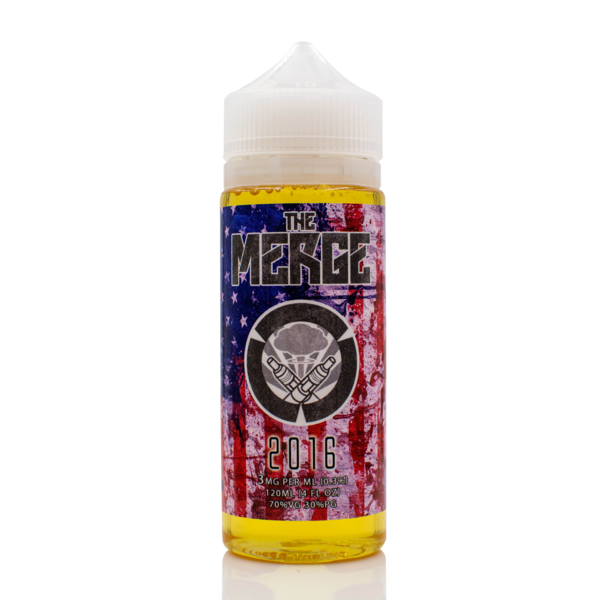 Vape Review of THE MERGE 2016 EJUICE