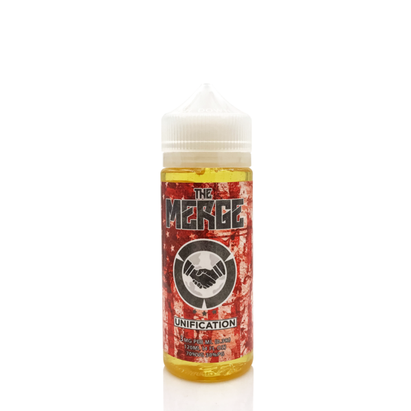 Vape Review of THE MERGE UNIFICATION EJUICE