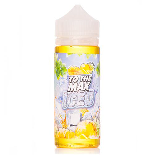 Vape Review of TO THE MAX MANGO PINEAPPLE ICED EJUICE