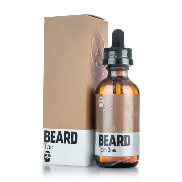 Vape Review of Tan by Beard Vape Co E-liquid (60mL)