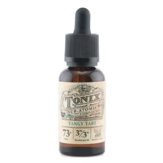 Vape Review of Tonix E-Liquid - Tangy Tart