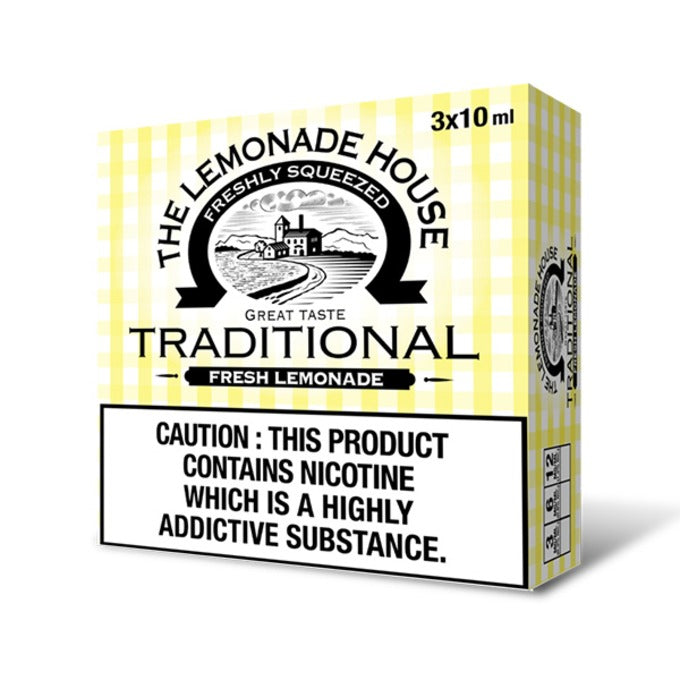 Vape Review of Traditional E-Liquid by The Lemonade House