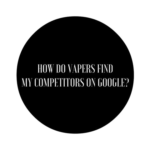 ecig seo how to rank a vape website on google