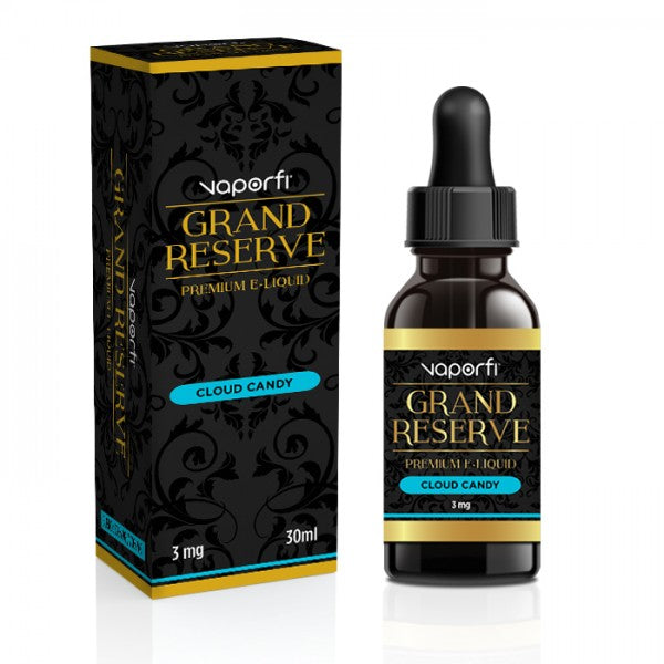 Vape Review of VaporFi Grand Reserve Cloud Candy (30ML)