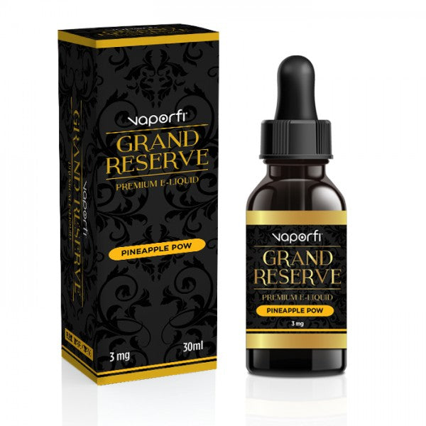 Vape Review of VaporFi Grand Reserve Pineapple Pow (30ML)