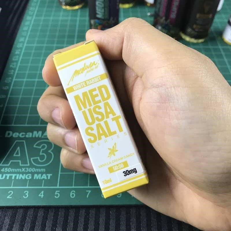 White Rabbit Salt Nic