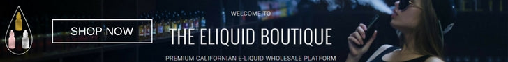 The Eliquid Boutique Premium E-Juice from California Wholesale