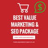 Best Value Marketing and SEO Package for Vape Businesses
