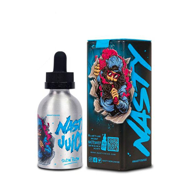 Nasty Juice Slow Blow 60ml