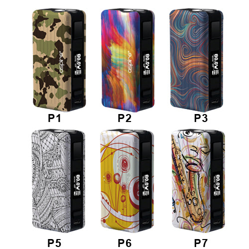 Aspire Puxos Temperature Controlled Vape Box MOD