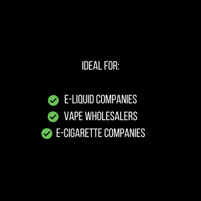 marketing for e-liquid companies