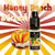 Honey Peach & Cream - Premium E-Liquid by E-Luxe London - 3mg nicotine - 50vg 50pg