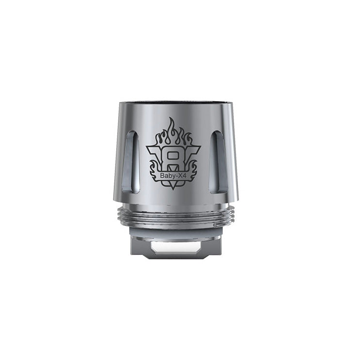 Smok V8 Baby Coils 5 Pack X4 Core 0.15 ohm